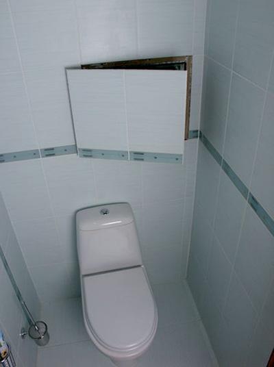 большой лючок для туалет
